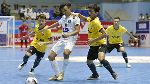 Cảnh báo xuất hiện website mạo danh tại giải Futsal HDBank VĐQG 2021 nhằm mục đích xấu