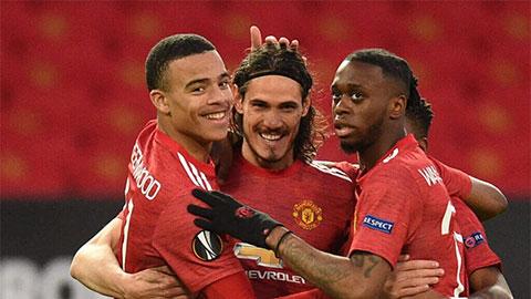 Man United sắp có tuần lễ 'nhẹ nhàng' nhất từ đầu mùa giải
