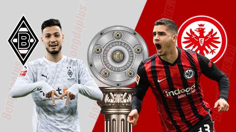 Nhận định bóng đá M'gladbach vs Frankfurt, 20h30 ngày 17/4: Sức mạnh của ngựa ô
