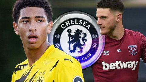 Chelsea bỏ qua Rice, nhắm chi 100 triệu bảng cho Bellingham