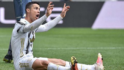 Juventus mất Ronaldo ở đại chiến với Atalanta