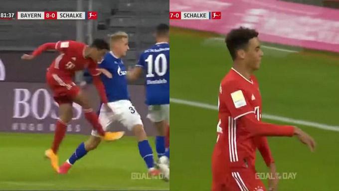 Bàn thắng giúp Musiala đi vào lịch sử Bayern khi là cầu thủ trẻ nhất ghi bàn