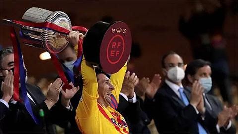 Kẻ thắng người bại ở trận Barcelona hủy diệt Athletic Bilbao 4-0