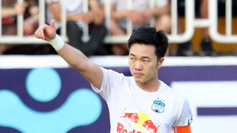Điểm nhấn HAGL 1-0 Hà Nội: HAGL không còn sợ Hà Nội FC