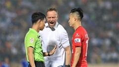 """HLV Polking: """"Thắng kiểu Nam Định là xấu mặt V.League"""""""