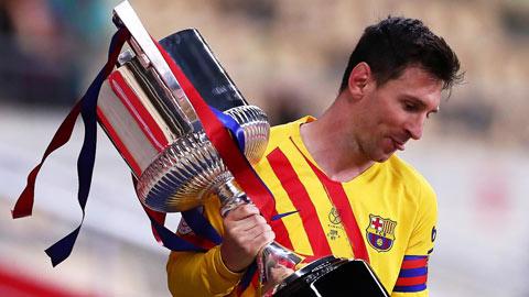 Chủ tịch, HLV và cạ cứng đồng loạt mong Messi ở lại Barca