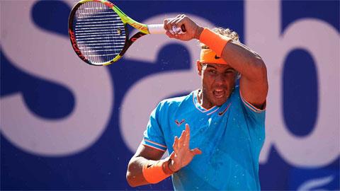 Nadal trước cơ hội lịch sử ở Barcelona