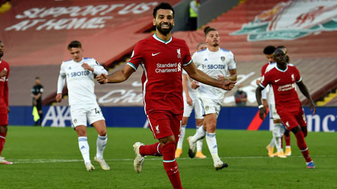 Liverpool ăn mừng chiến thắng