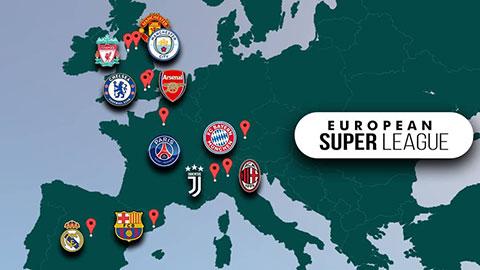Super League sẽ giúp các đội bóng bội thu tiền thưởng