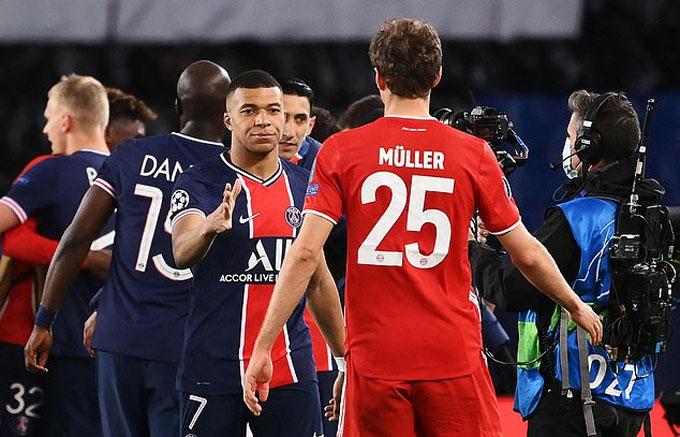 Bayern và PSG là hai CLB không tham gia Super League