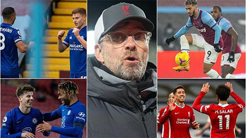 Những nhân tố định đoạt cơ hội Top 4 của Liverpool