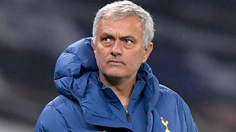 5 lựa chọn cho Mourinho sau khi bị Tottenham sa thải