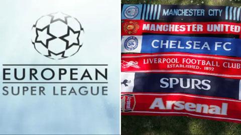 Các CLB sáng lập Super League đã ký cam kết tham gia 23 năm