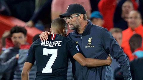 Liverpool cải tổ ở Hè 2021: Mbappe đến, Salah đi?