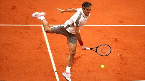 Federer dự Roland Garros 2021