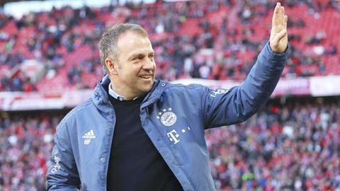 Bayern không hài lòng với HLV Flick