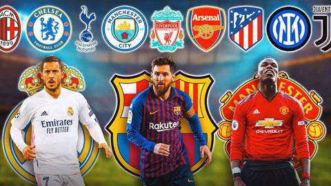 Super League: Cái tát vào lòng tham của UEFA