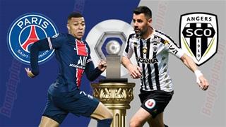 23h45 ngày 21/4, PSG vs Angers