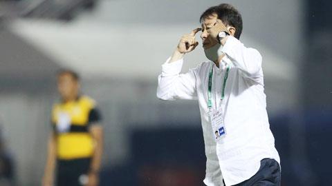 Tân HLV Hà Nội FC coi chừng dớp thất bại của người Hàn Quốc tại V.League