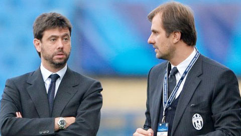 Chủ tịch Juventus từng cướp vợ của bạn thân