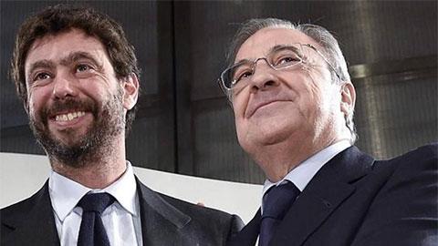 Tin giờ chót 22/4: Các CLB đòi UEFA cấm Real và Juventus dự Champions League 1 năm