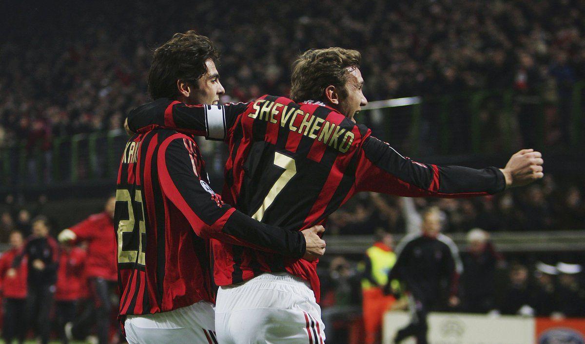 Anh đã trở thành những người anh hùng vĩ đại của AC Milan