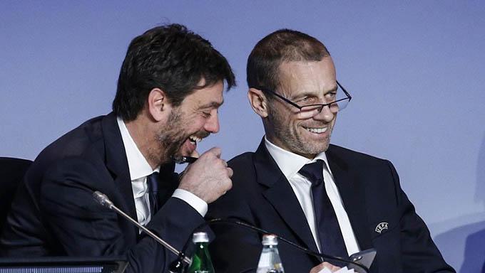 Ceferin sẽ giúp Champions League hay hơn và các CLB có thu nhập tốt hơn?