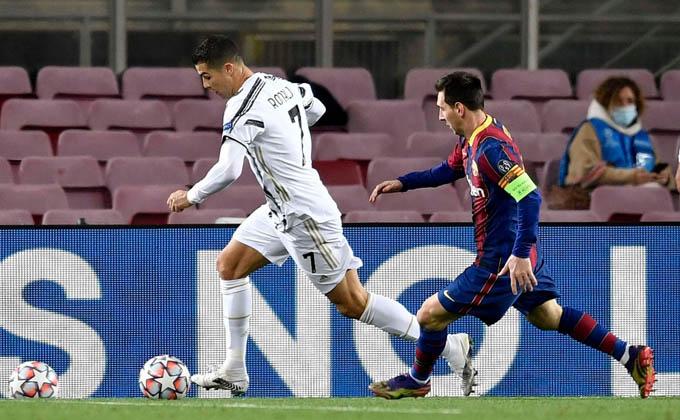 Ronaldo vẫn rất đáng sợ với mọi khung thành