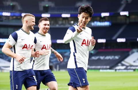 Hình ảnh tươi mới của Tottenham ở trận đấu đầu tiên dưới quyền tướng trẻ Mason