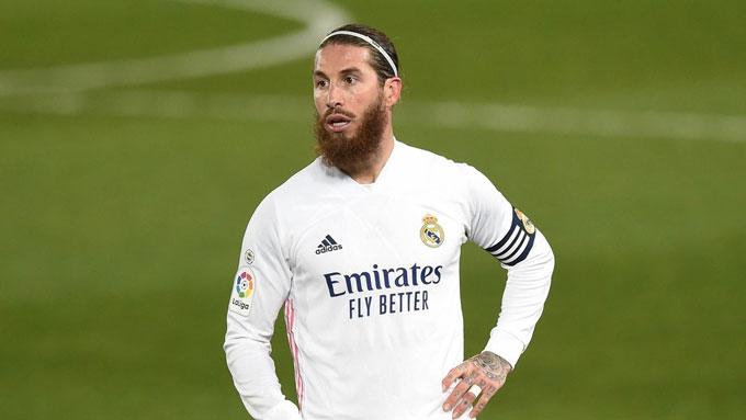 Ramos sắp hết hạn hợp đồng với Real