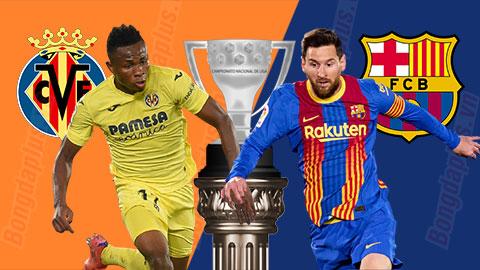 Nhận định bóng đá Villarreal vs Barca, 21h15 ngày 25/4