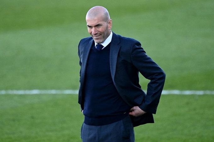 Zidane có tương lai bất định ở Real