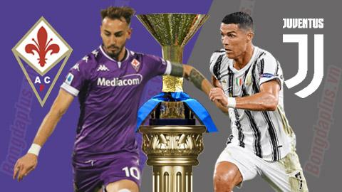 Nhận định bóng đá Fiorentina vs Juventus, 20h00 ngày 25/4