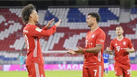3 điểm đang ở trước mắt Bayern