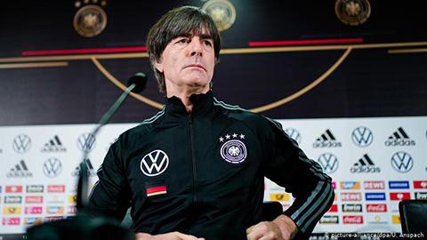 ĐT Đức ở EURO 2020: Không có quà chia tay Loew