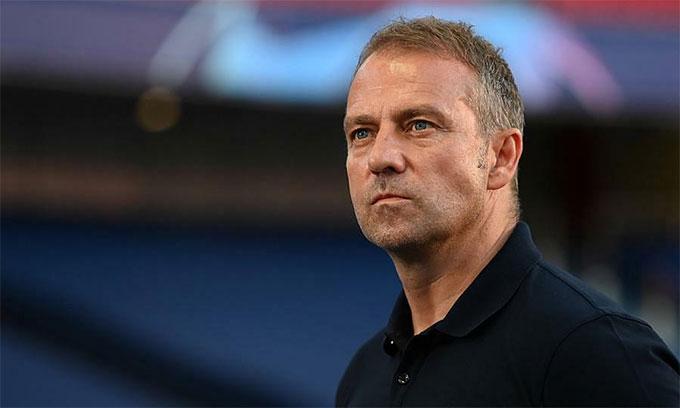 HLV Hansi Flick chỉ giúp Bayern giành 1 danh hiệu mùa này