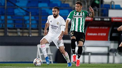 Real bị cầm hòa không bàn thắng ở 2/3 trận gần đây tại La Liga