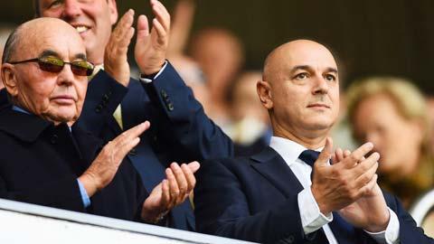 Ai mới là bố già thực sự ở Tottenham?