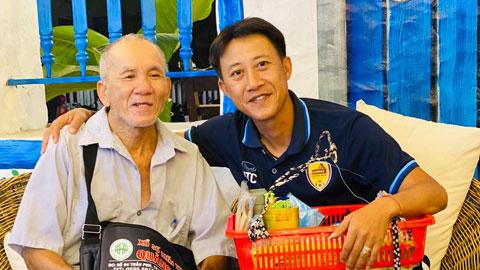 Chuyện về CĐV đặc biệt của Quảng Nam