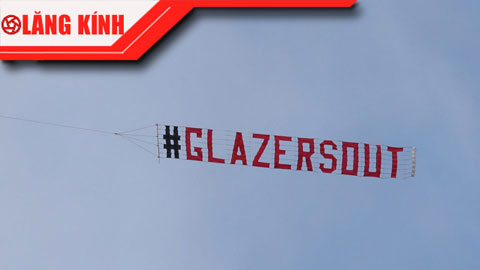 'Glazers Out'