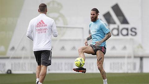 Real Madrid sẽ dùng Ramos thế nào ở trận gặp Chelsea?