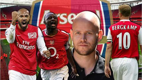 Henry, Bergkamp và Vieira chung tay cùng tỷ phú Thụy Điển để mua lại Arsenal