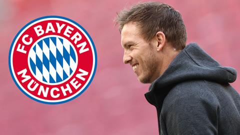 Julian Nagelsmann đạt thỏa thuận dẫn dắt Bayern Munich