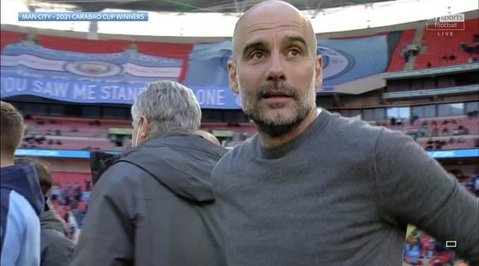 Man City của Guardiola đang là bá chủ của Cúp Liên đoàn