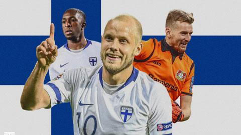 ĐT Phần Lan ở EURO 2020: Không nhiều cơ hội cho người mới