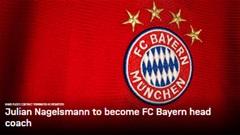 Bayern xác nhận Nagelsmann thay Flick ở mùa giải mới