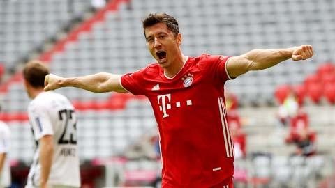 Lewandowski sẽ là cầu thủ được hưởng lợi bởi có lối chơi tương đồng với triết lý tấn công của Nagelsmann