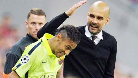 Tin truoctrandau Neymar và Guardiola, thiếu duyên thừa nợ