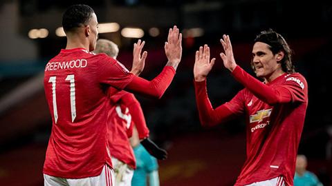 HLV Fonseca ca ngợi hàng công của Man United