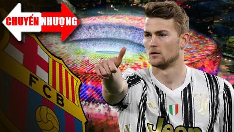 Tin chuyển nhượng 28/4: Barcelona nhăm nhe 'hút máu' Juventus
